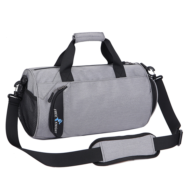f635208211 Free Knight Gym Bag Waterproof Men Women Sports Bag Yoga Fitness Handbag  Outdoor Shoulder Travel Duffle Bag for Luggage FK0606