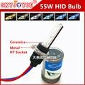 Car External Light SKYJOYCE AC 55W H7 metal base H3 3000K ceramic H11 5000K 10000K 8000K 6000K 9005 9006 880 H1 4300K hid bulb