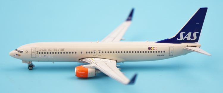 new Phoenix 1: 400 11346 Scandinavian Airlines B737-800 / w LN-RGE Alloy passenger model Collection model Holiday gifts набор бит gross 11346