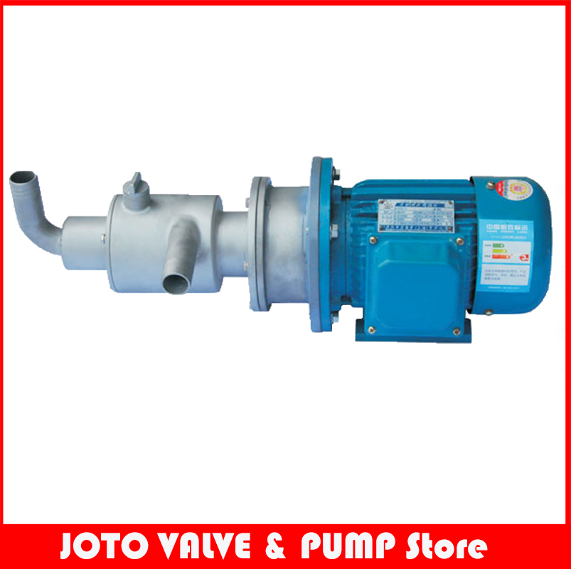 China Wholesale Market CG15-1-0.37 Type Stainless Steel Screw Pump Price for Honey and Jam