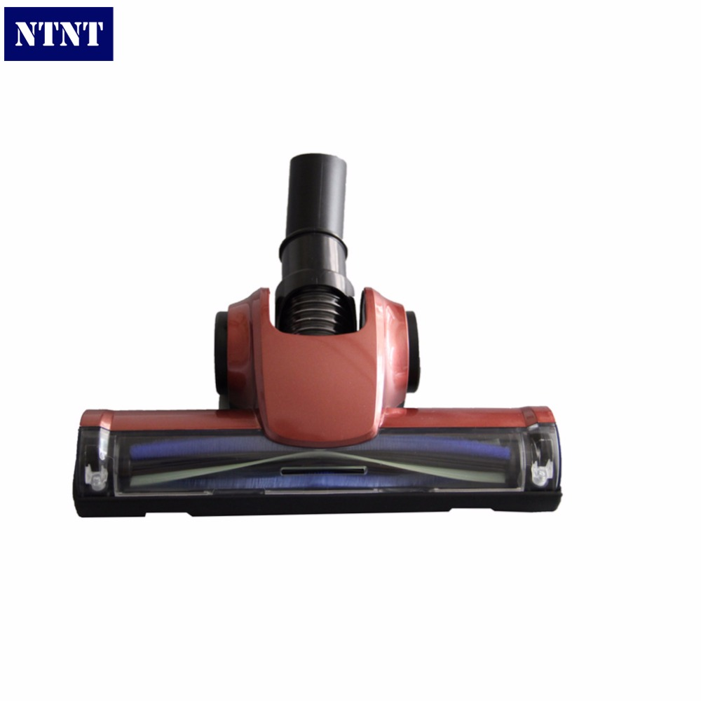NTNT New vacuum cleaner head for all 32mm inner diameter European version vacuum cleaner brush Philips Electrolux LG Haier parts цена