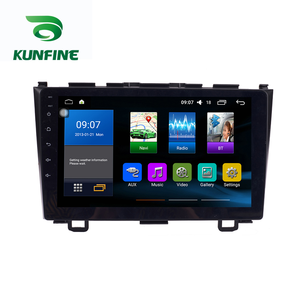 Octa Core 1024*600 Android 8.1Car DVD GPS Navigation-Player Deckless Auto Stereo für Honda <font><b>CRV</b></font> 2007-2011 <font><b>radio</b></font> Steuergerät Wifi image