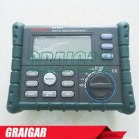 New MS5205 Digital Insulation Tester Megger MegOhm Meter DC250/500/1000/2500V AC750V
