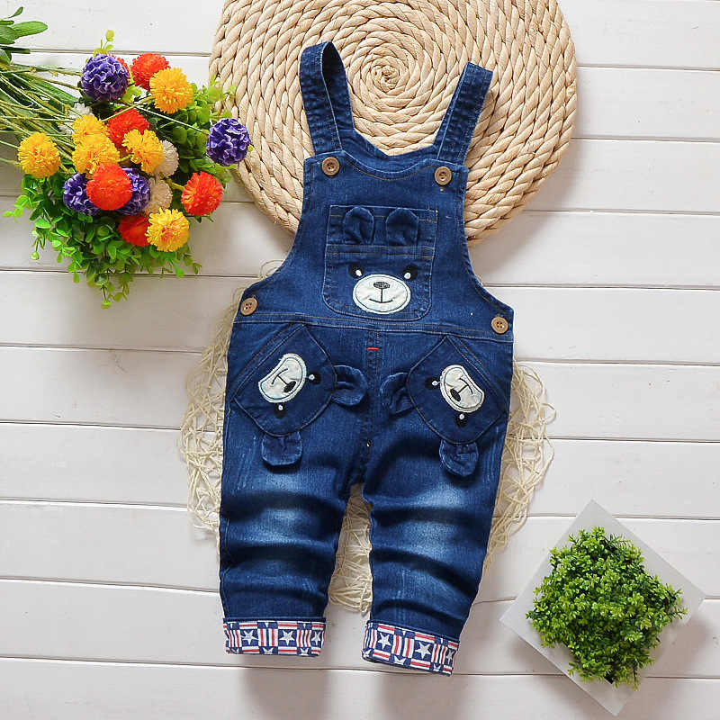 29ad48a6972 Detail Feedback Questions about IENENS Toddler Infant Boys Long Pants Denim  Overalls Dungarees Kids Baby Boy Jeans Jumpsuit Clothes Clothing Playsuit  ...