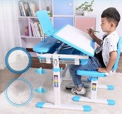 Neue Höhenverstellbar Schutz Vision Korrektur Sitzhaltung Kinder Lernen Schreibtisch Und Stuhl Set Schreibtisch