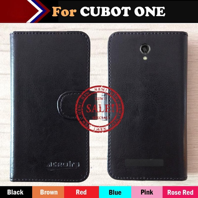 CUBOT ONE Case Dedicated Ultra-thin Luxury Protective Flip Leather Case For CUBOT ONE Pro Phone Cover Wallet Bags Style