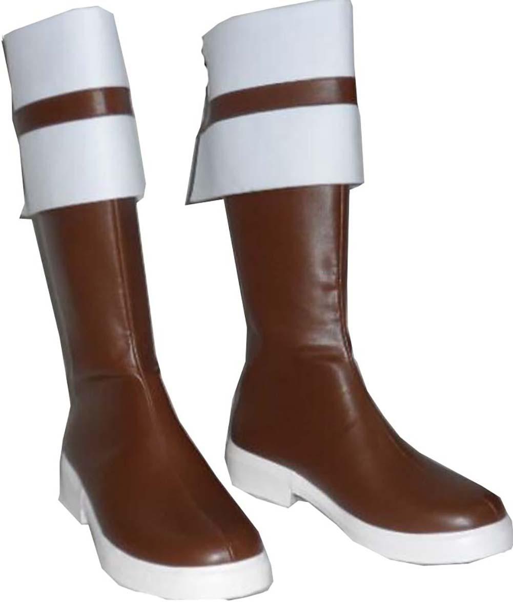 Cosplay Boots Shoes for Sword Art Online ALO Lyfa Leafa Suguha Kirigaya
