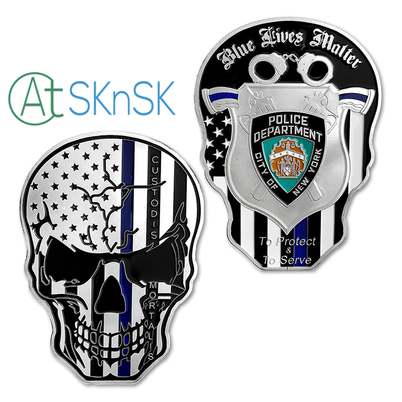 top 10 largest nypd challenge coin ideas and get free