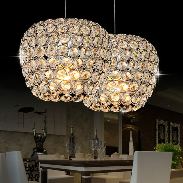 3w Led Modern Classic Crystal Chandeliers Hand Woven Stainless Steel Chandelier