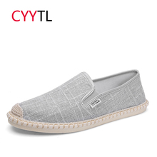 CYYTL 2019 Fashion Men Shoes Fisherman Spring Walking Casual Sneakers Male Mesh Loafers Light Tenis Zapatos De Hombre Masculino