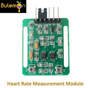 9a21da785 Módulo de Medición de Frecuencia Cardíaca de pulsera Monitor de ritmo cardíaco  Sensor de pulso para Arduino