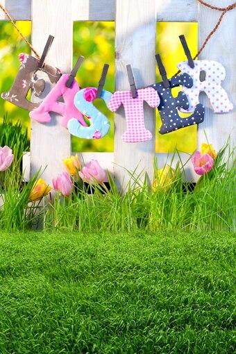 Allenjoy 10feet*20feet(300cm*600cm) Fences photography backdrops background newborn props blanket Letter Racks
