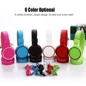 Image 5 - סרט באיכות גבוהה מתקפל אוזניות אוזניות סטריאו סטריאו Hi Fi אוזניות למחשב MP3/4 ספורט טלפון נייד אוזניות עם מיקרופון כבל שליטה