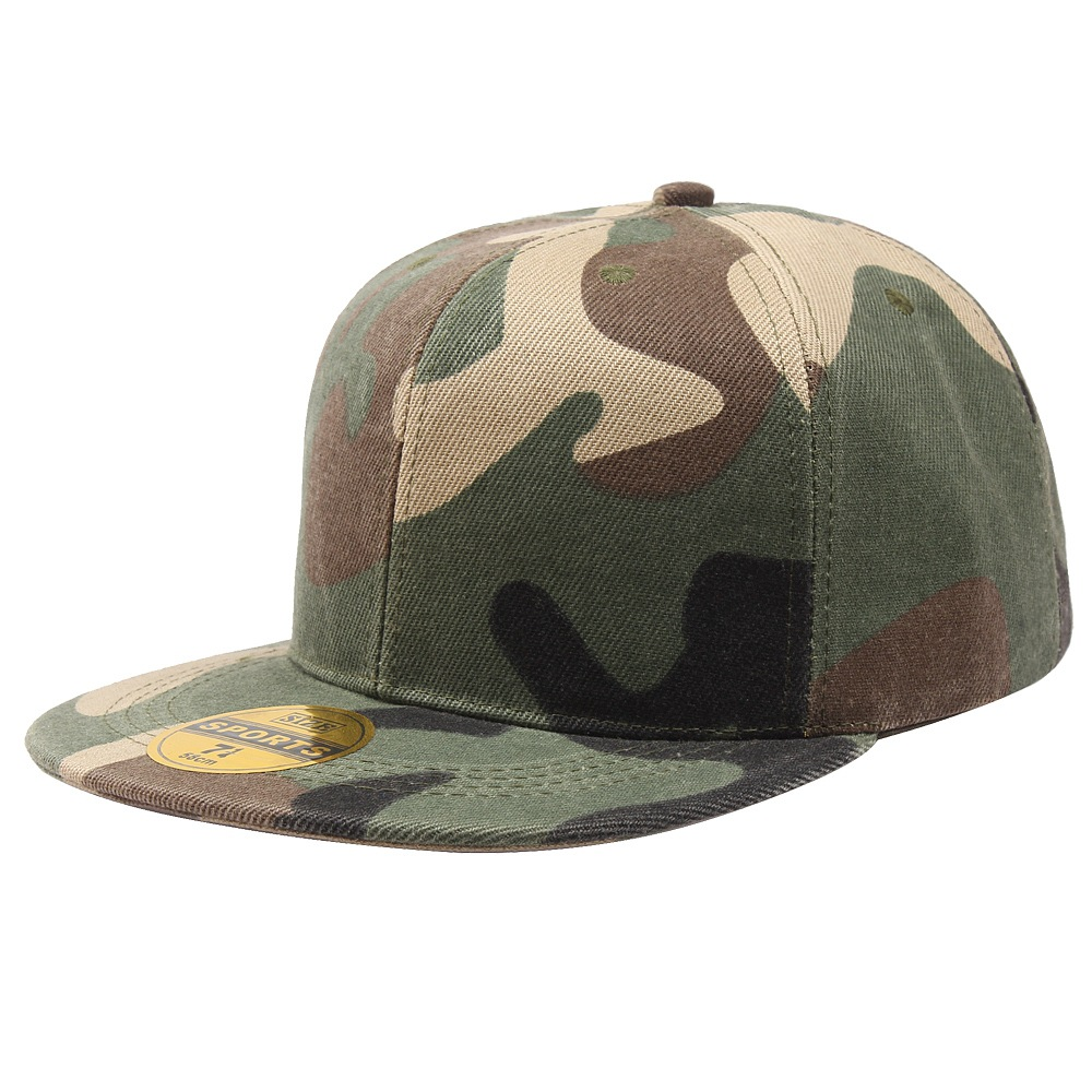 2120c1614329a 2017 new Army Camouflage Snapback Hat Airsoft Paintball Outdoor Hunting  Baseball Caps Men Multicam Combat Sun Hat Adjustable -in Baseball Caps from  Apparel ...