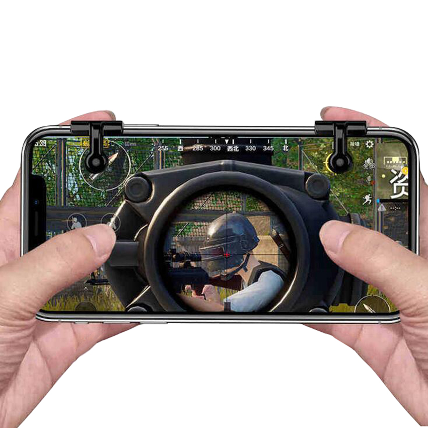 Pubg мобильный геймпад Pubg контроллер для телефона L1R1 ручка с джойстиком/триггером L1r1 Pubg пожарные кнопки для iPhone Android