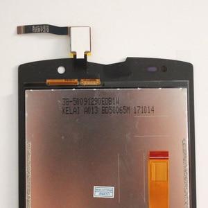 Image 5 - Homtom zoji tela z7 lcd + touchscreen, painel de vidro digitalizador original e testado para substituição para homtom zoji z7