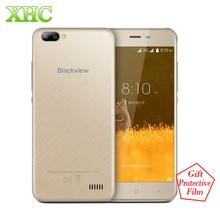 """Blackview A7 WCDMA 3G смартфонов 5.0 """"Android 7.0 Dual задней камерами Оперативная память 1 ГБ Встроенная память 8 ГБ mtk6580a 4 ядра dual SIM Мобильные телефоны"""