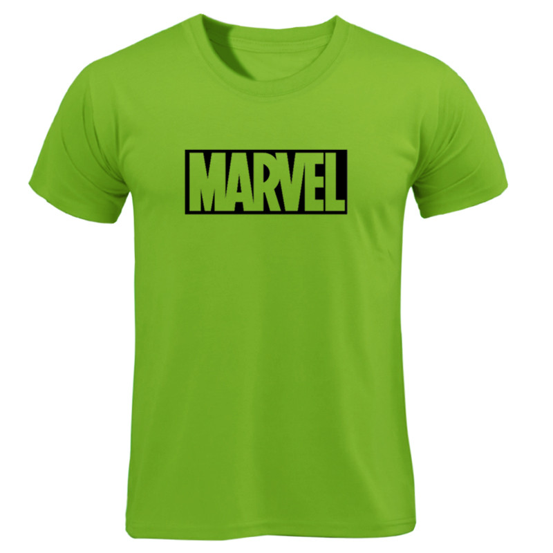 MARVEL T-Shirt 2019 New Fashion Men Cotton Short Sleeves Casual Male Tshirt Marvel T Shirts Men Women Tops Tees Boyfriend Gift 33