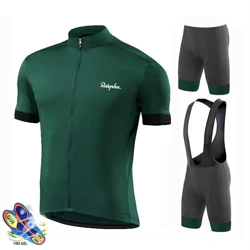 Raphaing homem ciclismo jerseys 2019 ropa ropa ciclismo hombre mtb maillot ciclismo/verão estrada bicicleta wear roupas ciclista equipe