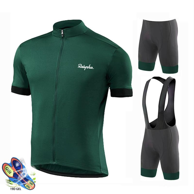 Raphaing hommes maillots de cyclisme 2019 Roupas Ropa Ciclismo Hombre vtt Maillot cyclisme/été route vêtements de vélo vêtements Cycliste Equipe