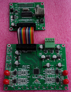 AD9958 AD9959 high frequency DDS module signal generator supports the official software multi-channel V2