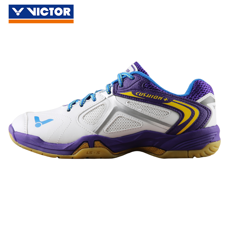 Original Victor Badminton Shoes Professional Breathable Cushionplus Sport Sneaker