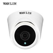Plastic Surveillance-Camera Sony Imx323 Cctv-Security Mini Indoor Dome 720P/1080P WANLIN
