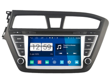 S160 Android4.4.4 CAR DVD player FOR HYUNDAI I20 2015 car audio stereo Multimedia GPS Head unit