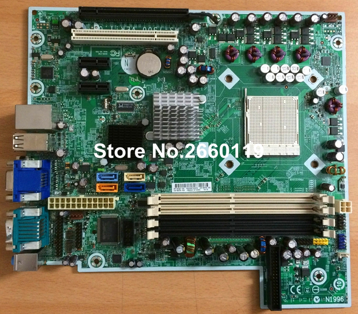Desktop motherboard for DC5850 MS-7500 461537-001 450725-001 450726-001 system mainboard, fully tested desktop motherboard for prodesk 600 g1 746632 001 746632 501 746632 601 746219 001 system board fully tested
