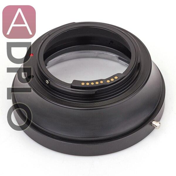 Une plus grande précision que EMF! Pixco GE-1 AF Confirmez Adaptateur Costume Pour Pentax PK 645 à Canon EOS 7D II 600D 1200D 300D 1100D