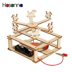 Wooden Science Educational Toy
