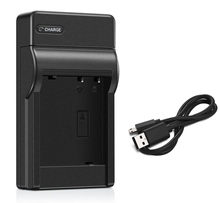 Carregador de bateria para fujifilm finepix 50i, 601, 603, f10, f11, f30, f31fd, f401, f410, f601, m603 câmera digital