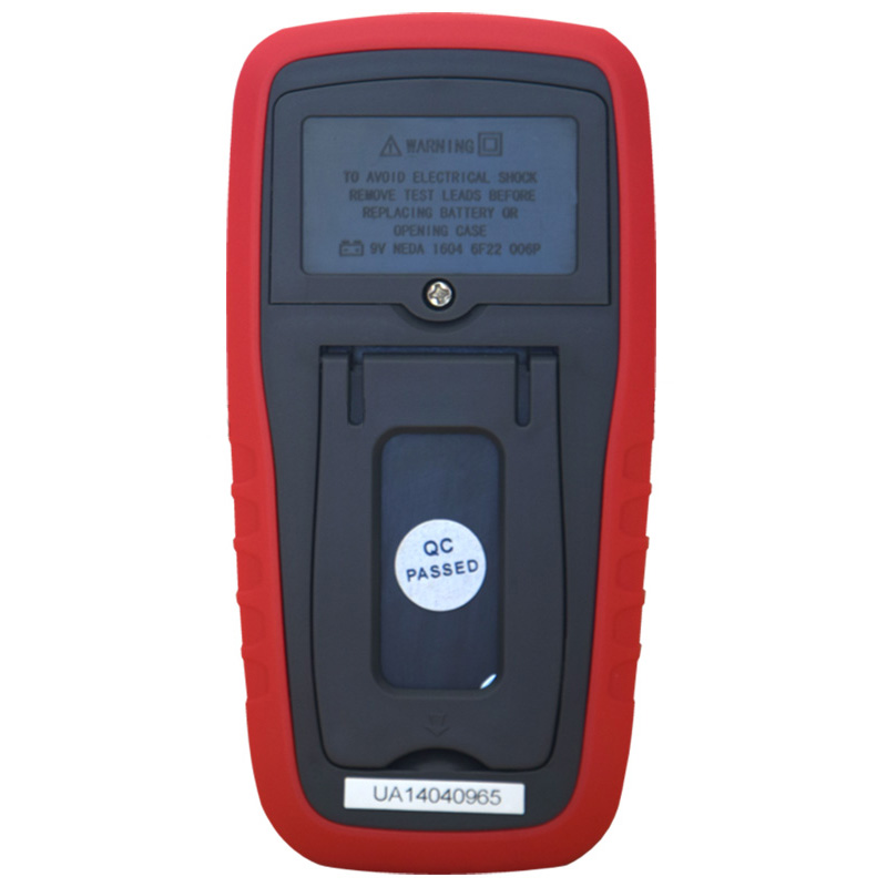 UYIGAO UA4070 Digital Multimeter DMM Resistance Capacitance Inductance LCR Multi Meter Tester with Backlight ut612 digital lcr meter with inductance capacitance resistance frequency tester