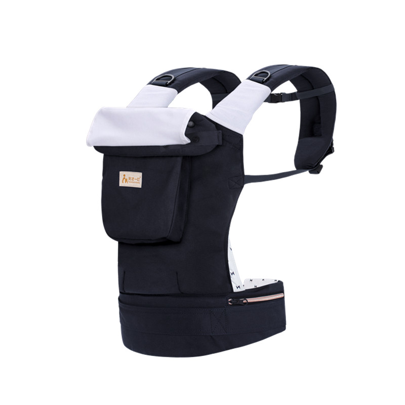 Kangaroo with multi-function and good quality 2018 new baby carrier with hood and bibs for newborn baby new and original bcm56624b2kfsbg selling with good quality