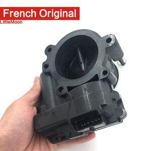 Image 4 - Oryginalne elektroniczny korpusu przepustnicy montaż V862418980/163672 dla Peugeot 207 308 408 508 3008 RCZ Citroen C3 C4 C5 DS3 DS4 DS5