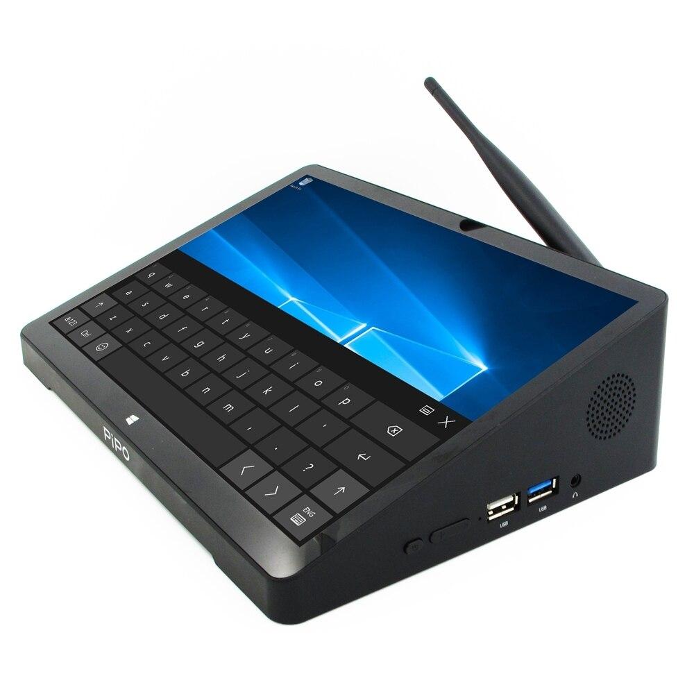 Pipo x10 pro mini pc de doble sistema operativo android windows 10 mini pc intel