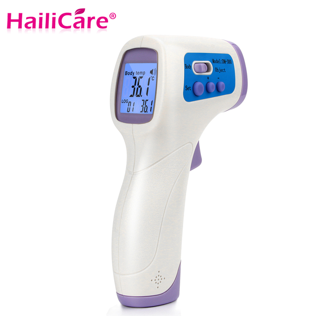 Hot!Muti-fuction Baby/Adult Thermometer Infrared Digital Thermometer Gun Noncontact Temperature Measurement Device For Children