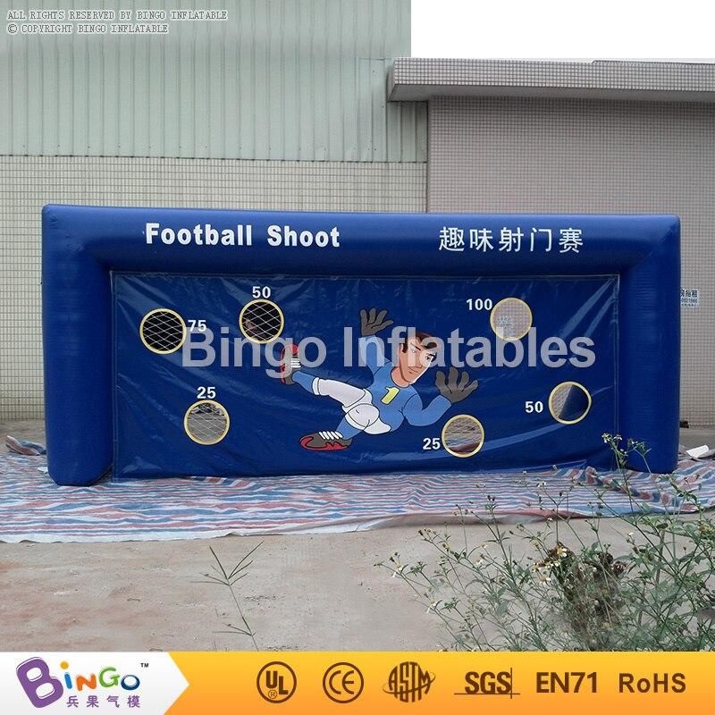 Aliexpress Com Buy G319 Soccer Shooting Custom: Aliexpress.com : Buy Bingo Inflatable Soccer Goal Soccer