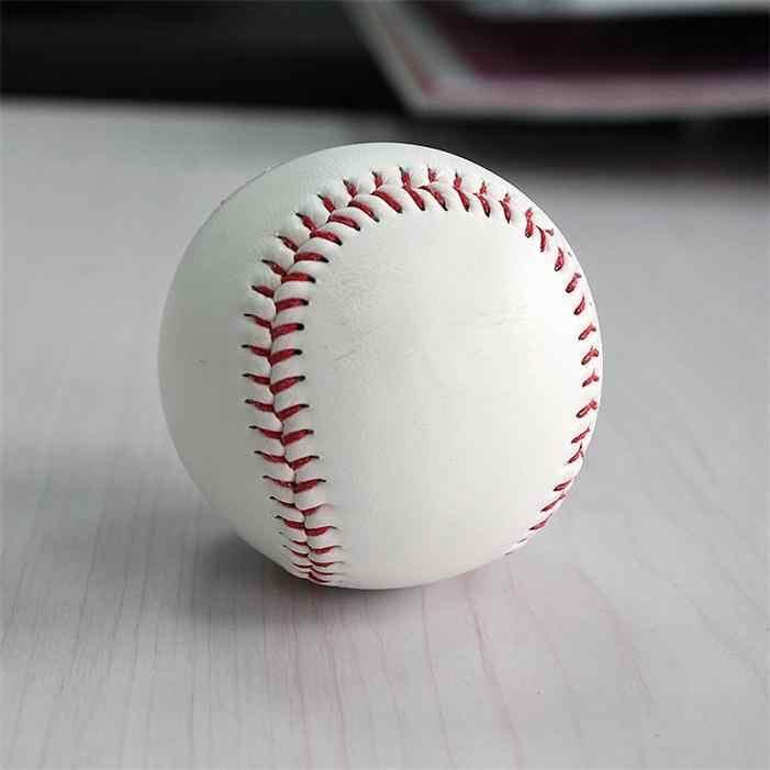 "9/"" Soft Leather Sport Practice /& Trainning Base Ball BaseBall Softball New  NSNE"