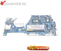 NOKOTION For Lenovo yoga 700 14ISK Laptop Motherboard SR2EZ I7 6500U CPU GT940M 2GB 5B20K41652 BYG43 NM A601