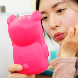 Bear for iphone for 4 phone case for iphone 4 s phone case for apple silica gel mobile phone case