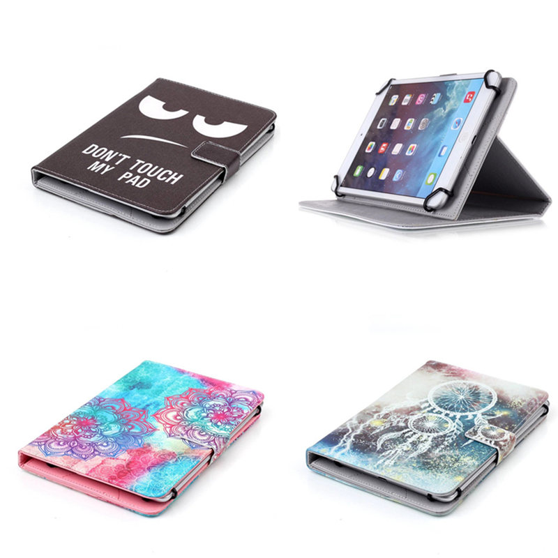 PU Leather Stand Cover Case 10 Inch Tablet Filp case For Lenovo Tab 10 TB-X103F X103F / Tab 3 10 Plus 10.1''Universal Cases pu leather with magnetic folio folding stand case book cover for lenovo tab 10 tb x103f x103f 10 1 tablet pc