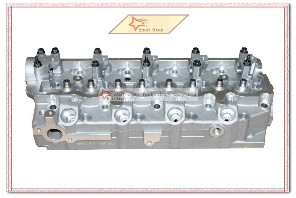 908 770 4D55 4D56 D4BA D4BF D4BH Cylinder Head For Mitsubishi Pajero Montero For Hyundai H1 H100 2.5 MD313587 22100-42700 908770 новый силовой рулевой насос 57100 4f100 для hyundai h100 kmyt 04