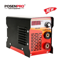 POSENPRO MMA 120 220V Arc Welders Welding Tools Electric Welding Machine and Electric Working