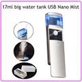 2015 Best Quality Mini USB Nano Handy Mister Facial Steamer Mist Sprayer Hydro Spa Skin Moisturizing Eyelash Extensions