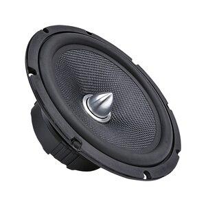 Image 3 - 1 sztuk 6.5 Cal Audio samochodów średniotonowy głośnik basowy kina domowego 4 Ohm włókna szklanego Bullet głośnik niskotonowy DIY nagłośnienie