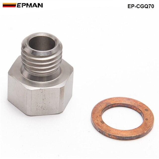 Sensor Adapter Oil Water Pressure Temp M12x1.5 to 1/8NPT EP-CGQ70