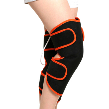 The New Electric Massage Knee Pads Legs Massager Heating Arthritis Massage Leg Warmers scoyco motorcycle riding knee protector extreme sports knee pads bycle cycling bike racing tactal skate protective ear