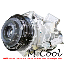 AC Compressor For Lexus IS250 2.5L GS350 3.5L Air Conditioner 471-1568 4711568