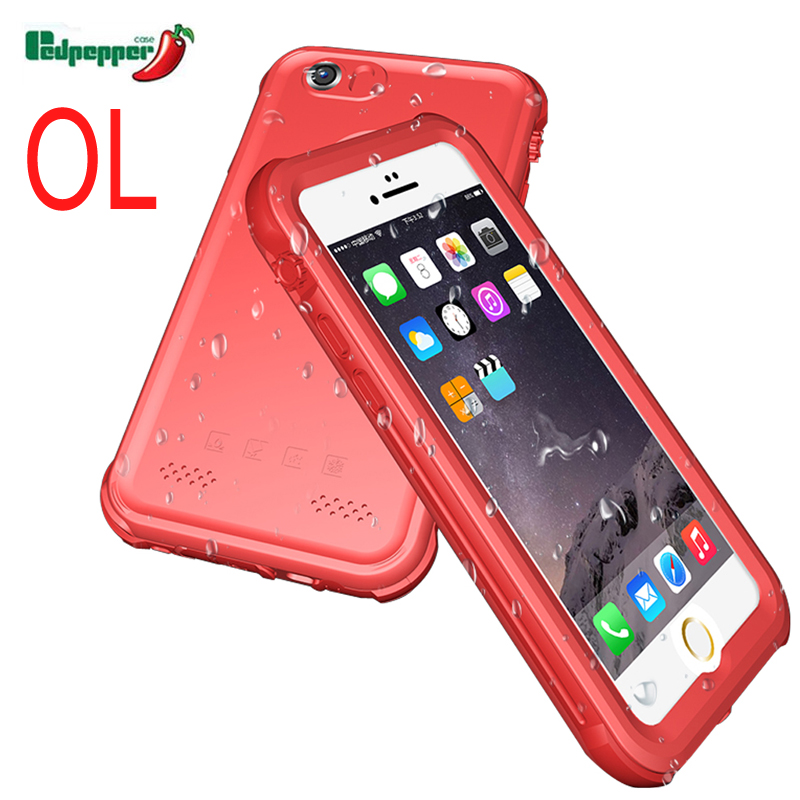 Green for iPhone SE 5s 5 Redpepper Waterproof Cover Case Support